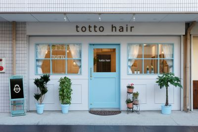 totto hair(トットヘアー)