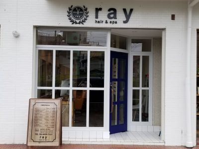 ray hair&spa