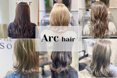 Arc hair Link(アーク ヘアー リンク)でのスタイリスト(美容師)求人_求人画像1